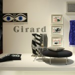 Alexander Girard through Vitra, as seen at Milan Furniture Fair 2014