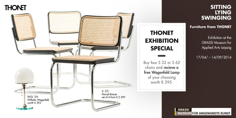 smow thonet wagenfeld promotion