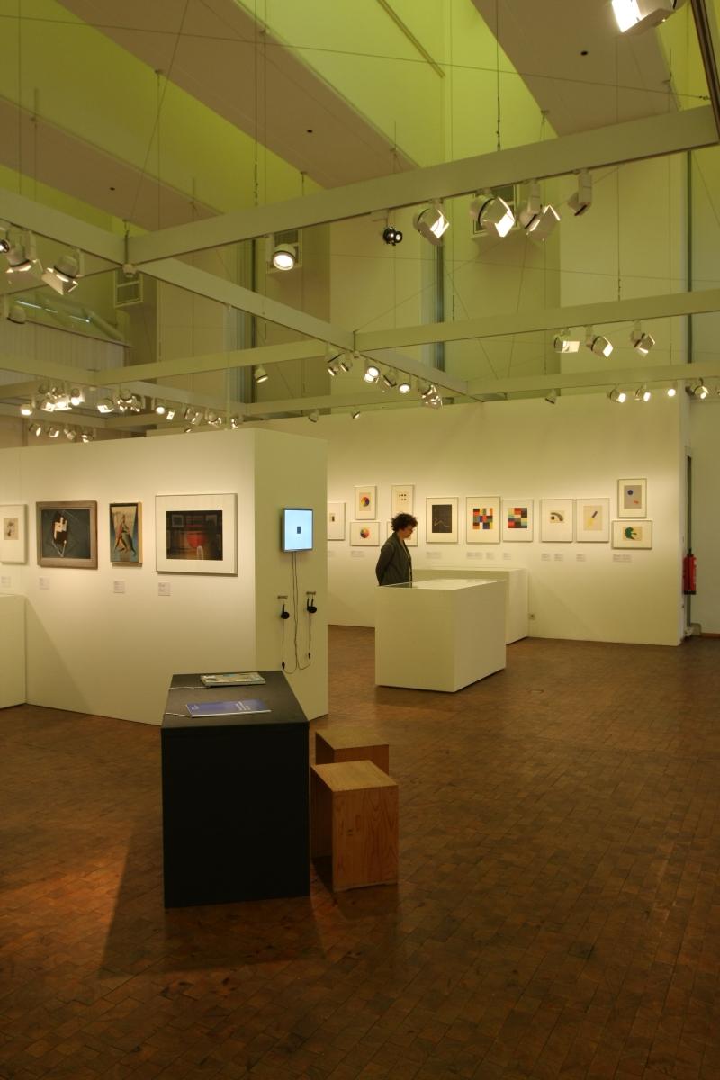 Bauhaus Archiv Berlin Wassily Kandinsky Lehrer am Bauhaus
