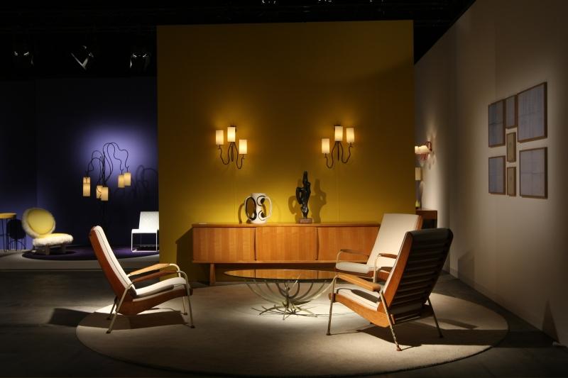 Design Miami Basel 2014 Jean Prouvé Galerie Jacques Lacoste