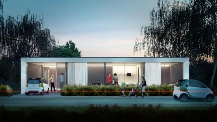 B10 Active House by Werner Sobeck Stuttgart
