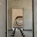 Geheel gebroken by Birgit Severin and Yaw by  Ron van der Ende, as seen at Unter Zwischen im Ampelhaus, Oranienbaum