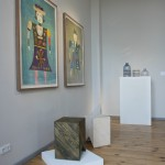 Direktorenhaus Berlin Summer Break VA Neue Arbeiten series 45 stool Daniel Becker Martin Haake Sample Avenue Karoline Fesser