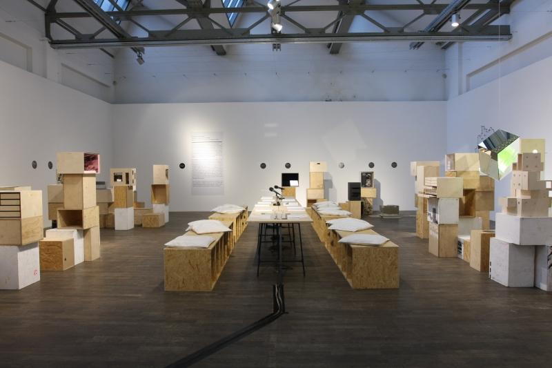 Aus allen Richtungen Positionen junger Architekten im BDA DAZ Berlin