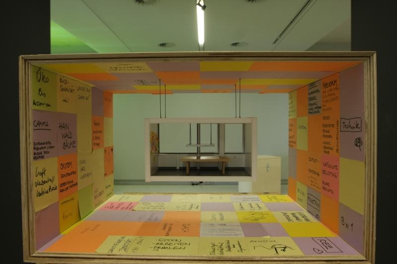 Aus allen Richtungen Positionen junger Architekten im BDA Wechselraum Stuttgart SML Architekten