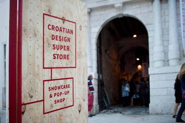 Croatian Design Superstore 2014 Zadar