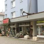 Weil am Rhein City of Chairs Jorgen Hovelskov Harfe Modellbau Klein