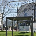 Weil am Rhein City of Chairs Shiro Kuramata Apple Honey Rheinpark