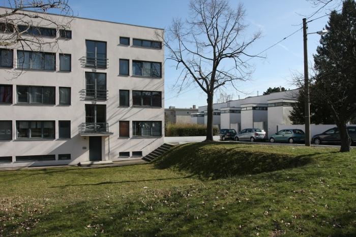weissenhofsiedlung stuttgart Ludwig Mies van der Rohe Jacobus Johannes Pieter Oud