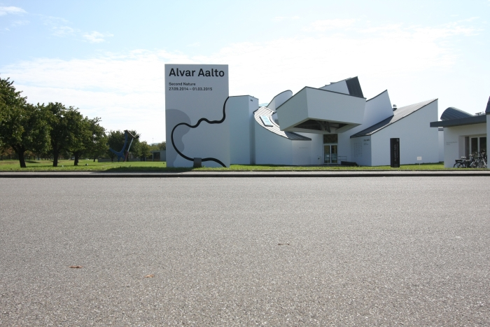 Alvar Aalto Second Nature Vitra Design Museum