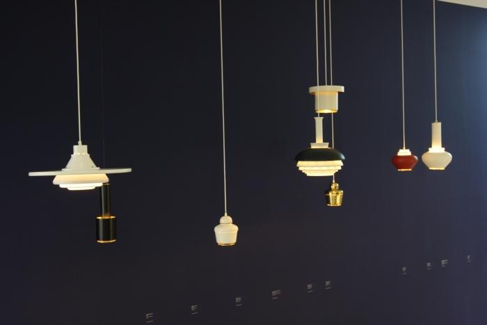 vitra lighting. Alvar Aalto Lighting, As Seen At - Second Nature, Vitra Design Museum Lighting A
