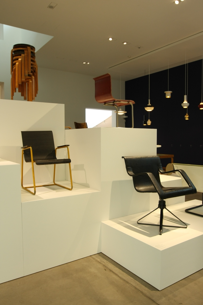 Alvar Aalto Second Nature Vitra Design Museum Chairs