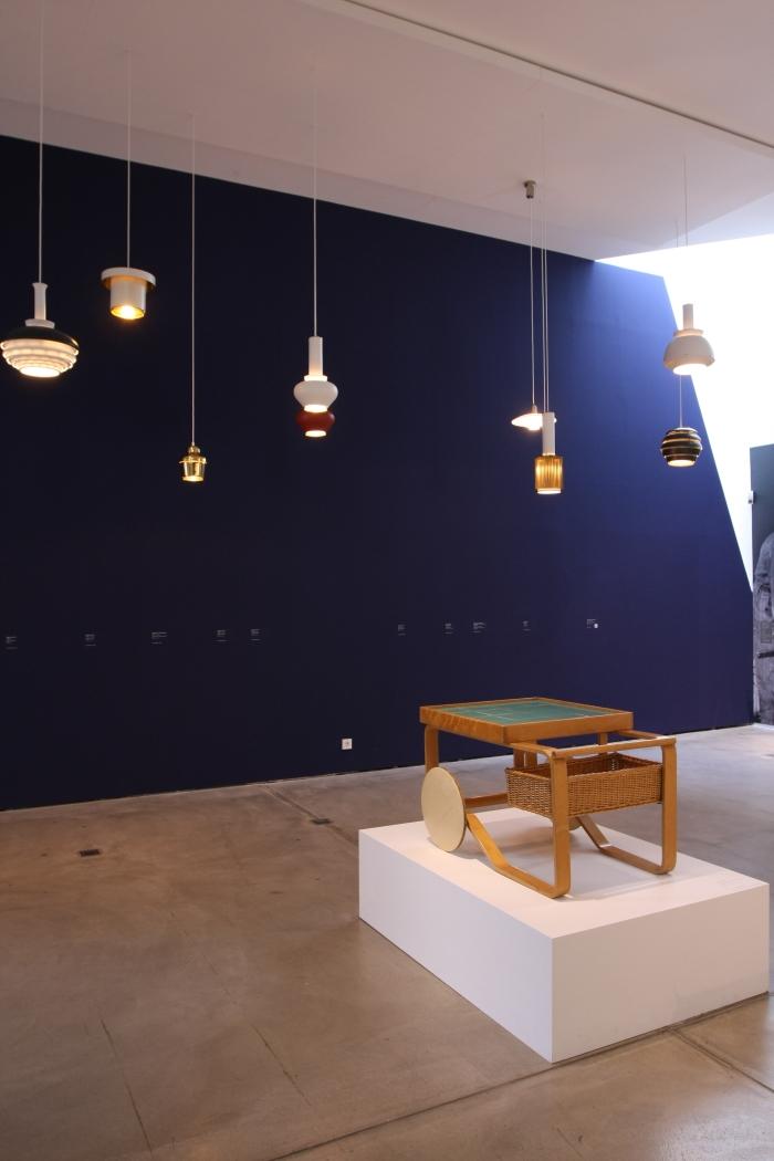 Alvar Aalto Second Nature Vitra Design Museum Tea Trolley lighting & Alvar Aalto Second Nature Vitra Design Museum Tea Trolley lighting ... azcodes.com