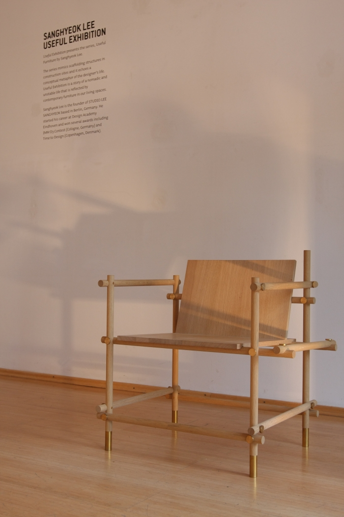 Dmy Design Gallery Berlin, Furniture By Lee