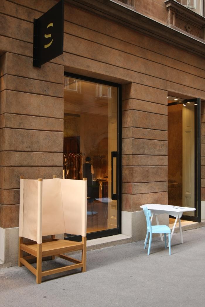 Smow blog english vienna design week for Walking chair design studio vienna
