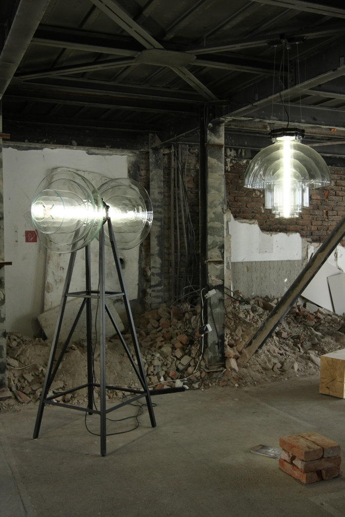 Bratislava Design Week 2014 Transmission Lights Studio deFORM