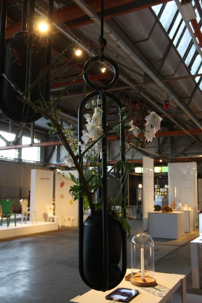 Dutch Design Week 2014 Blumenampel Edition Zascho Petkow Birgit Severin Atelier Haussmann 100