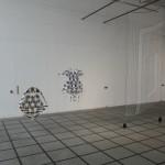 Intersect by Dienke Dekker & Hanging Wall by Nina van Bart, as seen at Dutch Invertuals - Cohesion, Dutch Design Week 2014