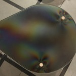 Tension matter by Thomas Vailly & Laura Lynn Jansen. Here as a table.....