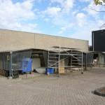 Dutch Design Week 2014 Sectie C Bike shed