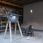 Dutch Design Week 2014 Sectie C Spruce Stove Roel de Boer Michiel Martens