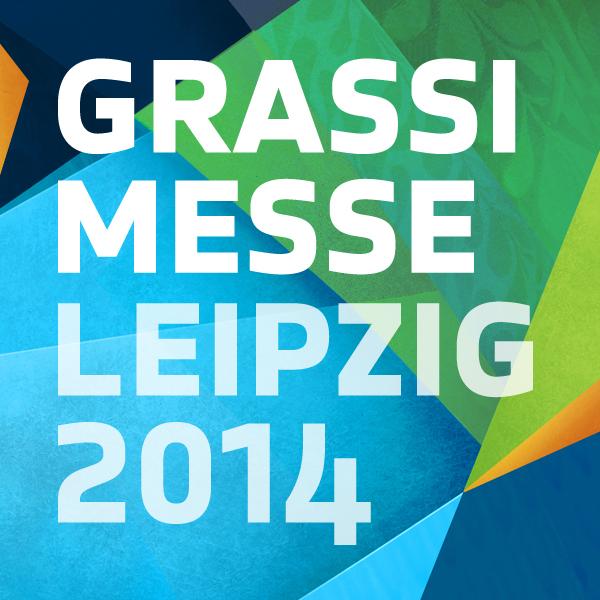 Grassimesse Leipzig 2014