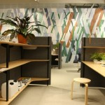 Workbay by Ronan and Erwan Bouroullec for Vitra, as seen at Orgatec Cologne 2014