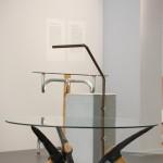 Schrill Bizarr Brachial Das Neue Deutsche Design der 80er Jahre Bröhan Museum Berlin Axel Stumpf Tisch Kumpel II