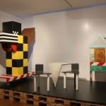 Schrill Bizarr Brachial Das Neue Deutsche Design der 80er Jahre Bröhan Museum Berlin Bellefast