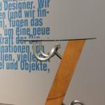 Schrill Bizarr Brachial Das Neue Deutsche Design der 80er Jahre Bröhan Museum Berlin Jasper Morrison Handlebar Table