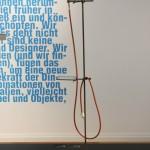 Schrill Bizarr Brachial Das Neue Deutsche Design der 80er Jahre Bröhan Museum Berlin Jasper Morrison Lamp