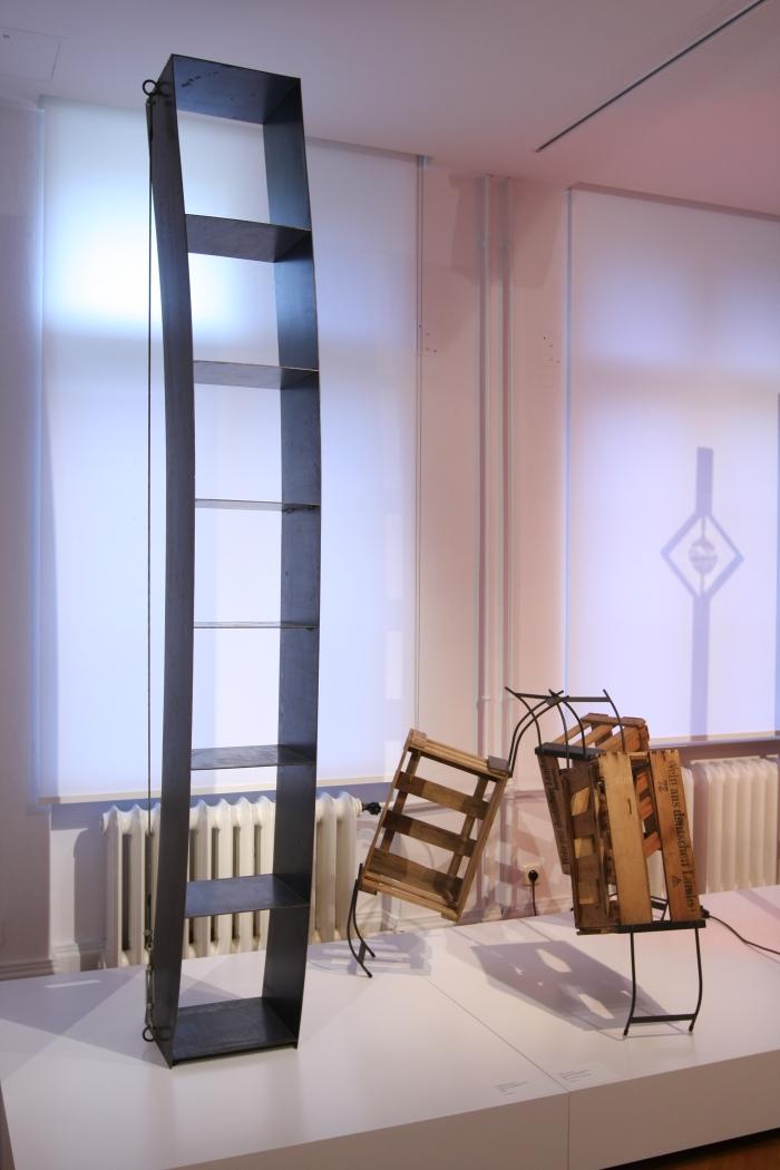 Schrill Bizarr Brachial Das Neue Deutsche Design der 80er Jahre Bröhan Museum Berlin Pentagon Wolfgang Laubersheimer Detlef Meyer Voggenreither