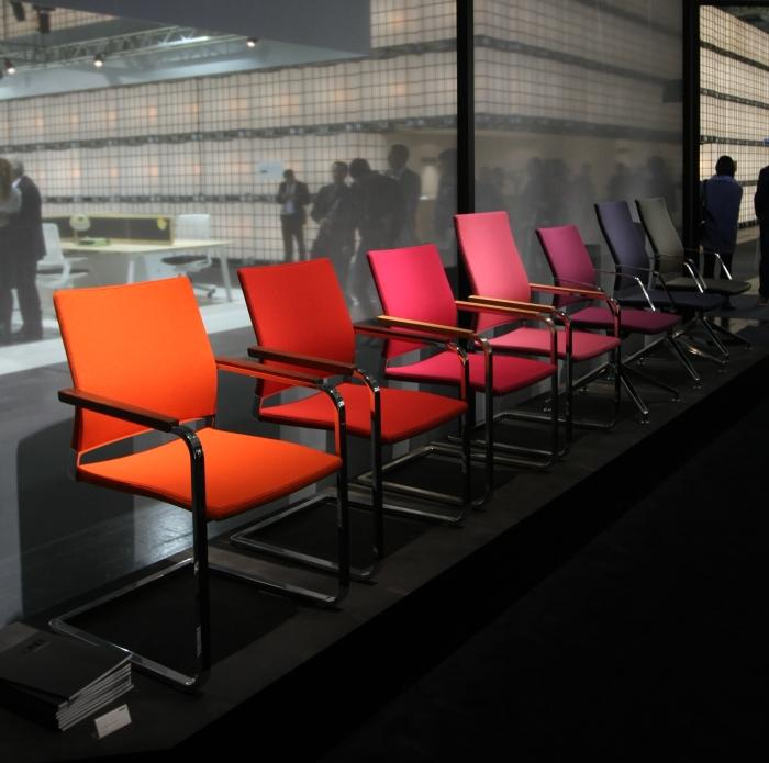 Thonet Orgatec Köln s 95 chair