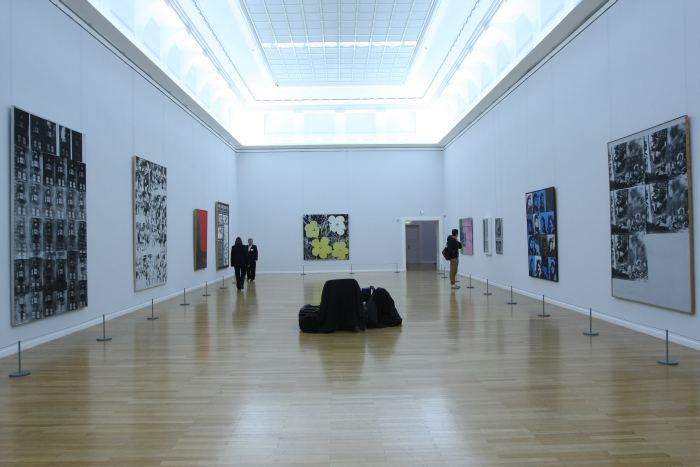 Andy Warhol Death and Disaster Kunstsammlungen Chemnitz