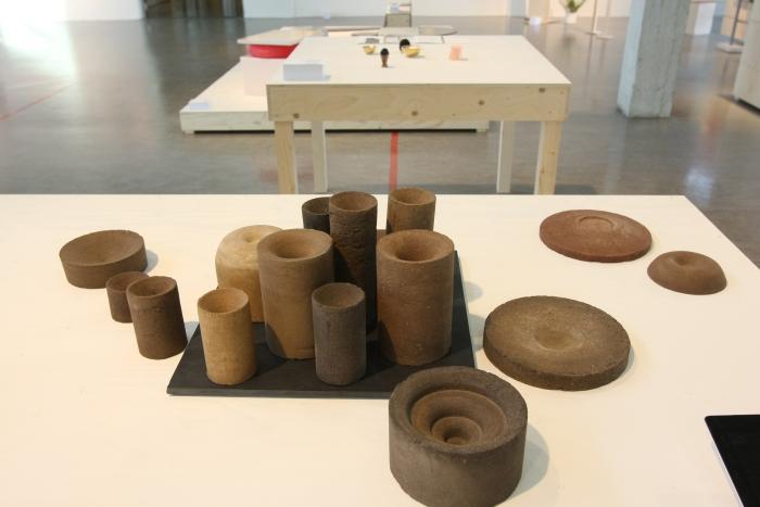 Dutch Design Week 2014 Living Soil by Raya Stefanova Design Academy Eindhoven graduation