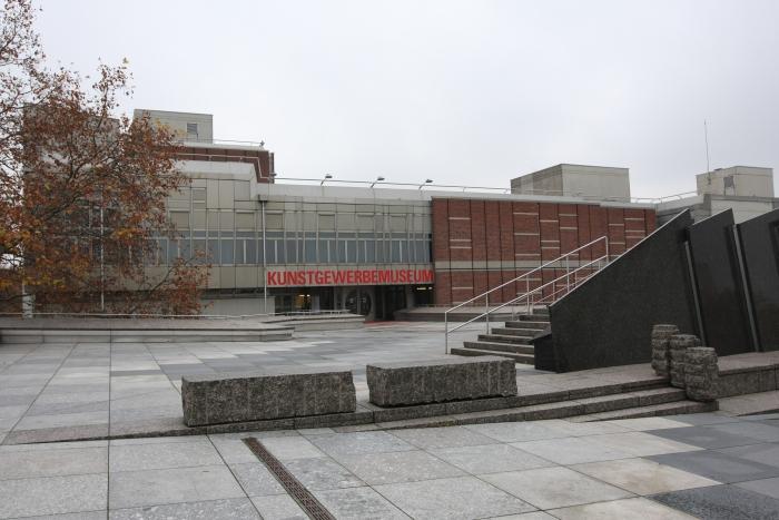Kunstgewerbemuseum Berlin Building