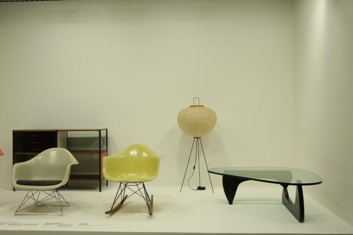 Kunstgewerbemuseum Berlin Eames Noguchi