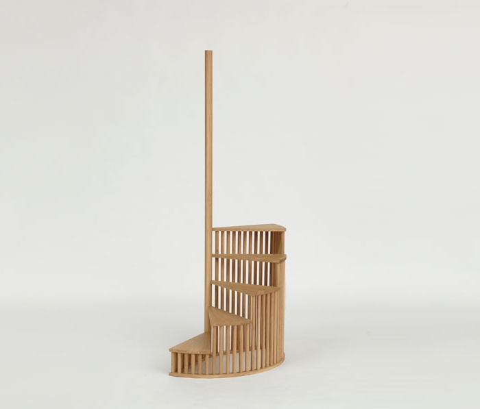 London calling Konstantin Grcic Only Wood Galerie kreo Paris