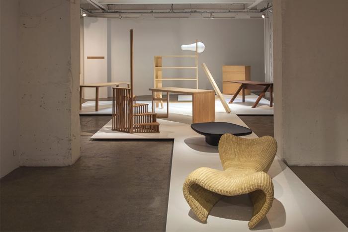 Only Wood Galerie kreo Paris