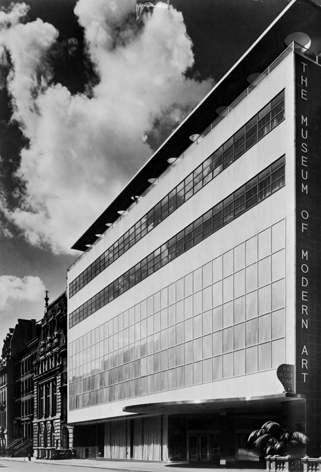 smow blog design calendar november 7th 1929 the new york museum of modern art moma opens. Black Bedroom Furniture Sets. Home Design Ideas
