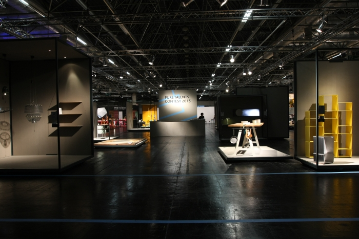 IMM Cologne 2015 Pure Talents Contest