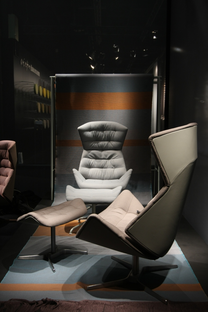 IMM Cologne 2015 Thonet 808 Lounge Chair Formstelle