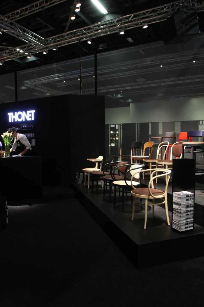 IMM Cologne 2015 Thonet Pure Materials