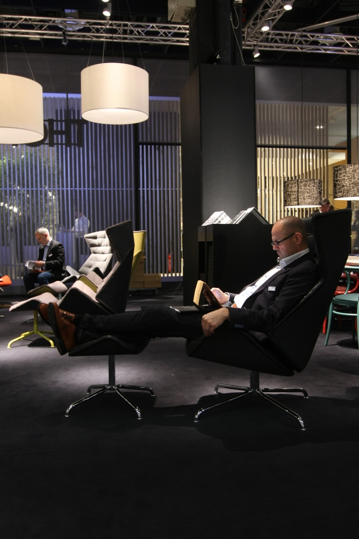 IMM Cologne 2015 Thonet relax