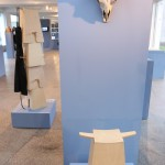 Passagen Cologne 2015 A&W Designer of the Year 2015 Michele De Lucchi The Exhibition Bisonte stool