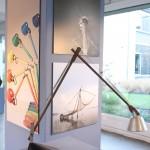 Passagen Cologne 2015 A&W Designer of the Year 2015 Michele De Lucchi The Exhibition Tolomeo Tavolo lamp for Artemide