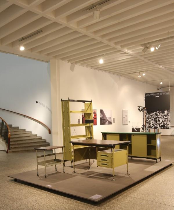 Spazio Office System By Studio BBPR For Olivetti, As Seen At SYSTEM DESIGN.  Über 100 Jahre Chaos Im Alltag, Museum Für Angewandte Kunst Köln
