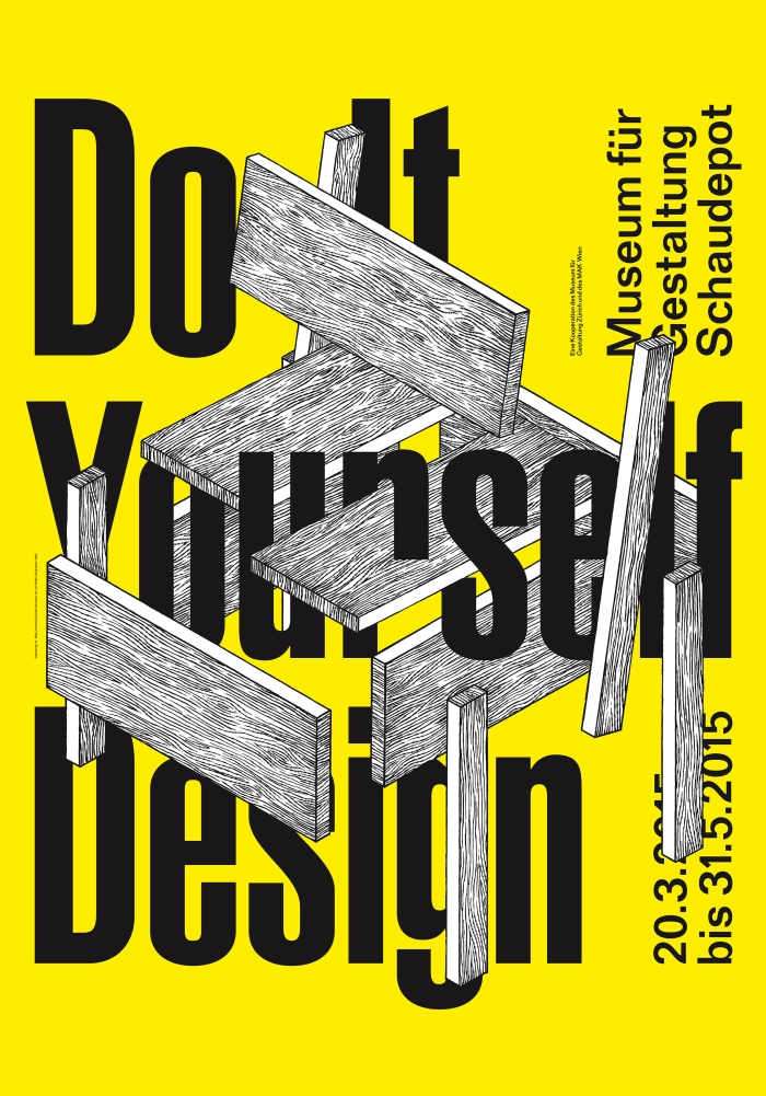 5 new design exhibitions for march 2015 smow blog english do it yourself design at the museum fr gestaltung zrich solutioingenieria Image collections