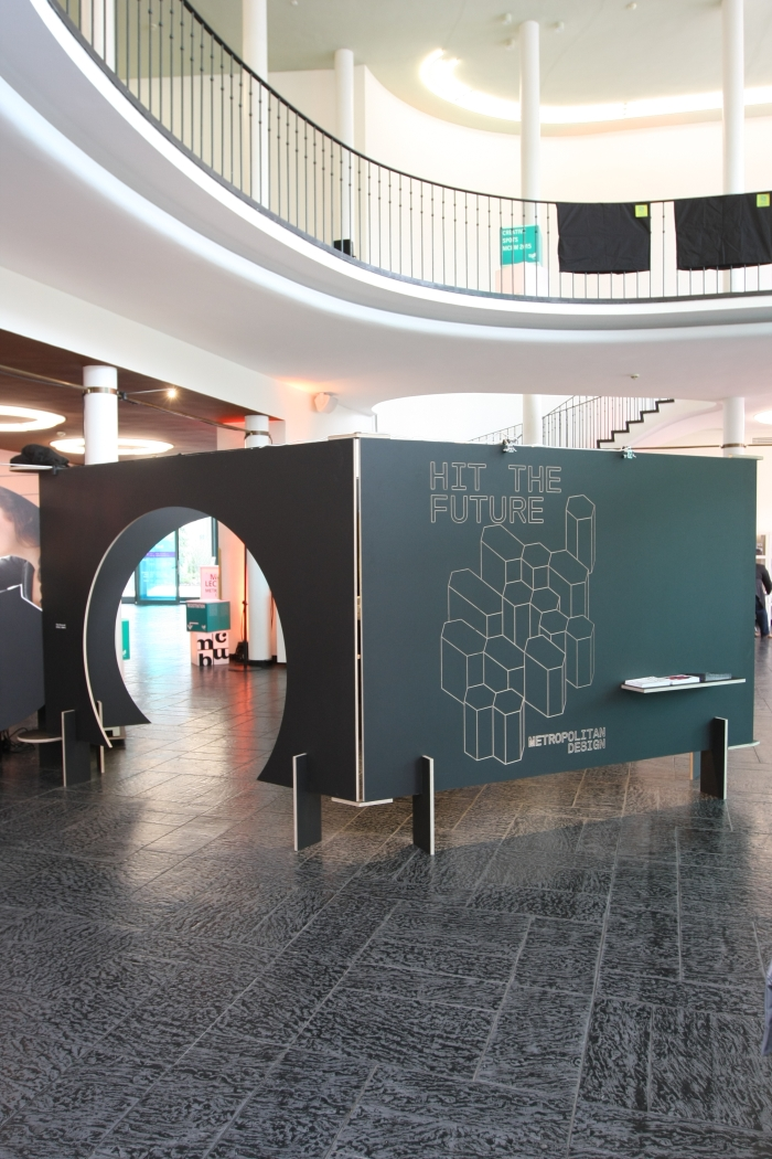 Munich Creative Business Week 2015 Hit the Future Metropolitan Design