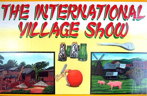 Myvillages International Village Show  Alle Dörfer an einem Ort Galerie für Zeitgenössische Kunst Leipzig